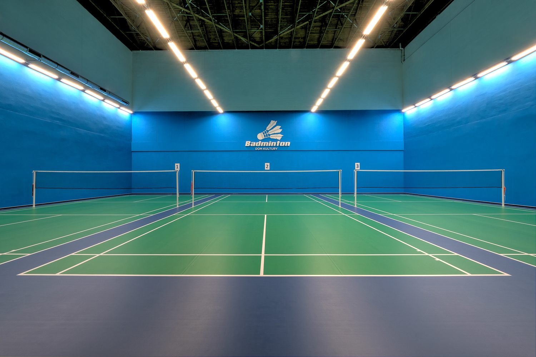 Kurty Badminton Dům Kultury Kladno